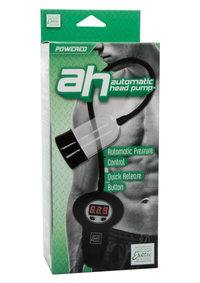AUTOMATIC HEAD PUMP BLACK