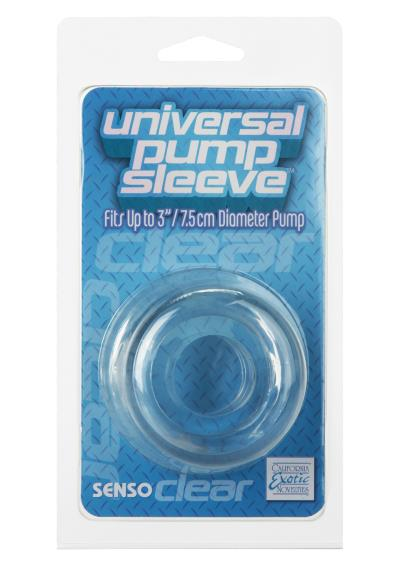 UNIVERSAL PUMP SLEEVE CLEAR