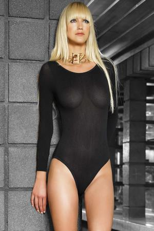 LONG SLEEVED BODYSUIT OS